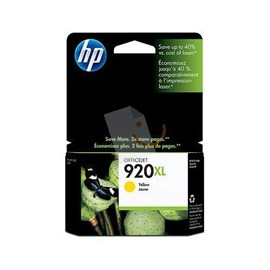 HP 920XL CD974AE Sarı Kartuş Officejet 6000 6500 7000