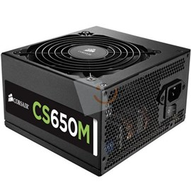 Corsair CP-9020077-EU CS Serisi Modüler CS650M 650Watt 80 Plus Gold Psu