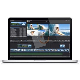 "Apple MJLQ2TU/A MacBook Pro Retina 15.4"" Core i7 2.2GHz 16GB 256GB SSD Iris Pro X Yosemite Q Klavye"