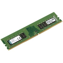 Kingston KVR24N17D8/16 ValueRAM 8GB DDR4 2400MHz CL17 Tek Modül