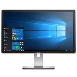 "Dell P2415Q 24"" 8ms Ultra HD 4K DP mDP HDMI Usb Pivot IPS Led Monitör"