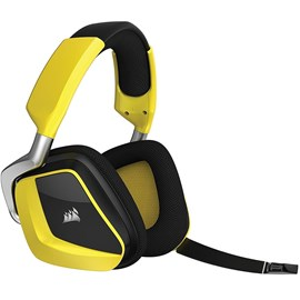 Corsair CA-9011150-EU VOID PRO RGB Wireless SE Premium Gaming Dolby 7.1 Sarı Kulaklık