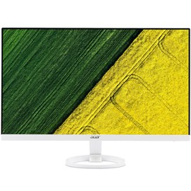 "Acer R241Ywmid 23.8"" 4ms Full HD HDMI DVI D-Sub Beyaz Led IPS Monitör"