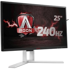 "AOC Agon AG251FZ 24.5"" 1ms 240Hz Full HD DVI HDMI DP LED Oyuncu Monitörü"