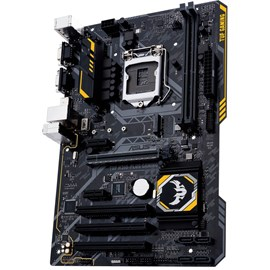 Asus TUF H310-PLUS GAMING DDR4 M.2 HDMI D-Sub RGB LED Lga1151 ATX