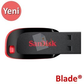 SanDisk SDCZ50-128G-B35 Cruzer Blade 128GB Usb Flash Bellek