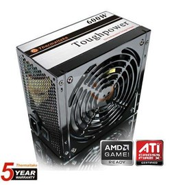 Thermaltake W0103RE Toughpower 600W 14cm Fanlı PSU
