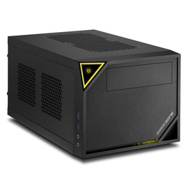Sharkoon Shark Zone C10 Siyah Mini-ITX Küp Kasa