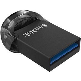 SanDisk SDCZ430-064G-G46 Ultra Fit USB 3.1 64GB Mini Flash Bellek