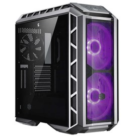Cooler Master MasterCase H500P Mesh Tempered Glass RGB Led Fanlı Super MidTower Kasa