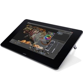 Wacom DTH-2700 Cintiq 27QHD Touch Pen Display Grafik Tablet