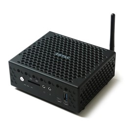 Zotac ZBOX-CI547NANO-BE Core i5-7200U HDMI DP Wi-Fi ac BT FreeDos Mini PC