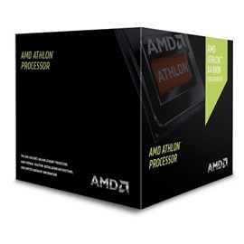 AMD Athlon X4 880K Near Silent 4.2GHz 4MB Black Edition ​FM2+ İşlemci