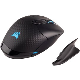 Corsair DARK CORE RGB SE Performance 16K Optik Kablolu/Kablosuz CH-9315111-EU Qi Şarj Gaming Mouse