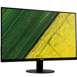 "Acer SA270bid 27"" 4ms ZeroFrame Full HD HDMI DVI D-Sub Siyah Led IPS İnce Monitör"