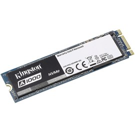 Kingston SA1000M8/960G 960GB M.2 PCIe NVMe Gen3 x2 SSD 1500/1000MB