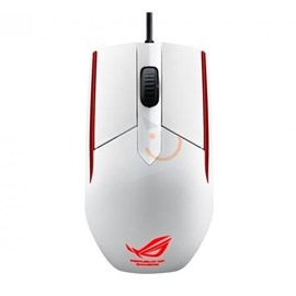 Asus ROG Sica Beyaz 5000dpi Usb Gaming Optik Mouse