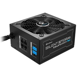Sharkoon SilentStorm Icewind Black 750W 80+ Bronze Modüler PSU
