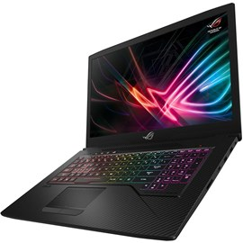 Asus ROG Strix Scar GL703GM-71250 Core i7-8750H 16GB 256GB SSD 1TB GTX1060 17.3 3ms FHD 120Hz FreeDos