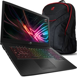 "Asus ROG Strix Scar GL703GM-71250 Core i7-8750H 16GB 256GB SSD 1TB GTX1060 17.3"" 3ms FHD 120Hz FreeDos"