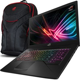 "Asus ROG Strix Scar GL703GS-71250 Core i7-8750H 16GB 256GB SSD 1TB GTX1070 17.3"" 3ms FHD 144Hz FreeDos"