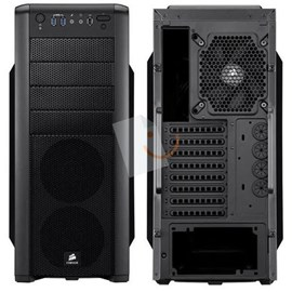 Corsair CC-9011011-750CX Carbide Series 400R Mid Tower Siyah CX 750W Kasa