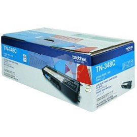 BROTHER TN-348C Mavi Toner DCP-9055CDN HL-4150CDN HL-4570CDW MFC-9970CDW