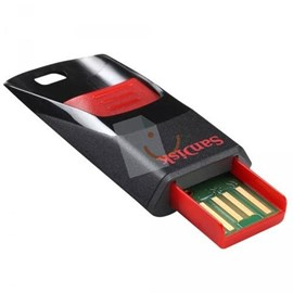 SanDisk SDCZ51-064G-B35 Cruzer Edge Sürgülü 64GB Usb Flash Bellek