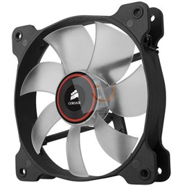 Corsair CO-9050021-WW Air Series SP120 LED Mavi Yüksek Statik Basınçlı 120mm Fan