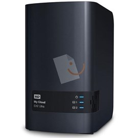 Western Digital WDBVBZ0160JCH-EESN My Cloud EX2 Ultra 16TB Gigabit Ethernet 2x Usb3.0