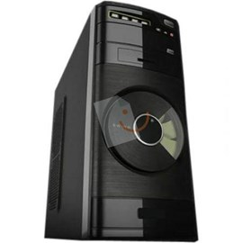 Power Boost VK-1622 400W ATX Siyah Kasa