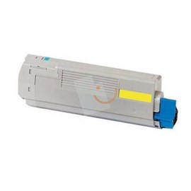 OKI Toner-MC760/70/80- Yellow 6K (45396301)