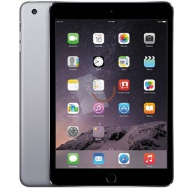 Apple MK762TU/A iPad mini 4 Uzay Grisi 128GB Wi-Fi Cellular 4G