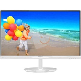 Philips 224E5QSW/01 21.5 14ms Full HD Vga DVI-D IPS Parlak Beyaz Led Monitör