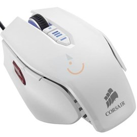 Corsair CH-9000023-EU Vengeance M65 FPS Laser Gaming Mouse - Beyaz