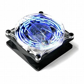 Thermaltake A2453 Cyclo 80mm Efektli Mavi Ledli Kasa Fan