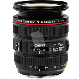 Canon EF 24-70mm f/4L IS USM Standart Zoom Lens