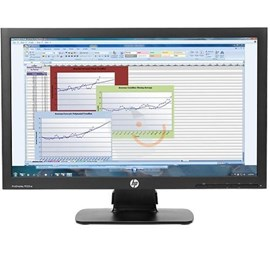 "HP K7X30AA ProDisplay P222va 21.5"" 8ms DP Vga Siyah Led Monitör"