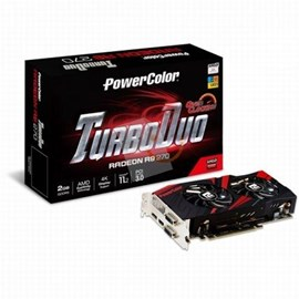 Powercolor TurboDuo R9 270X OC 2GB GDDR5 256Bit HDMI PCIe 3.0 16x