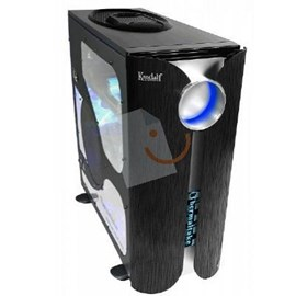 Thermaltake VA9003BWS Kandalf Siyah Full Tower Pencereli E-ATX Kasa