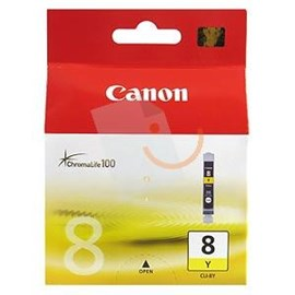Canon CLi-8Y Yellow Sarı Mürekkep Kartuşu IP4200 MP810 MX850