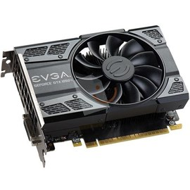 EVGA 04G-P4-6251-KR GeForce GTX 1050 Ti GAMING 4GB 128Bit GDDR5 16x