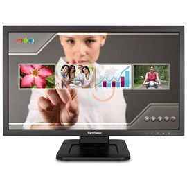 ViewSonic TD2220-2 22 5ms DVI Usb Full HD Dokunmatik Led Monitör