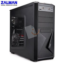 Zalman Z9 Plus Mid Tower Atx Psu'suz Siyah Kasa