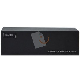 Digitus DS-42110 4 Port VGA Splitter - Video Çoklayıcı