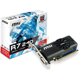 MSI R7 240 2GD3 LPV1 2GB DDR3 128Bit HDMI 16x