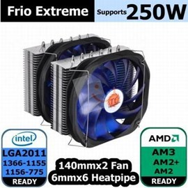 Thermaltake CL-P0587 Frio Extreme İntel - AMD CPU Soğutucu