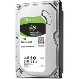 "Seagate ST1000DM010 BarraCuda 1TB 64MB 7200Rpm 3.5"" SATA 3 210MB/s"