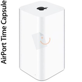 Apple ME182TU/A Airport Time Capsule 3TB