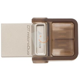 Kingston DTDUO/32GB DataTraveler microDuo 32GB OTG Usb-MicroUsb Bellek